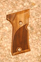 BERETTA 92 Compact type L grips (part.checkered)