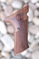 COLT WOODSMAN MATCH TARGET 2nd series GRIPS (checkered)