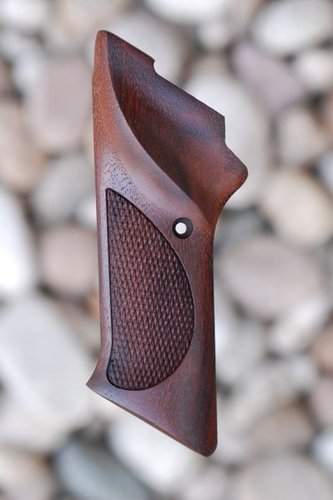 COLT WOODSMAN MATCH TARGET 3rd series GRIPS (checkered)