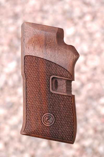 CZ 52 GRIPS (checkered) - full size
