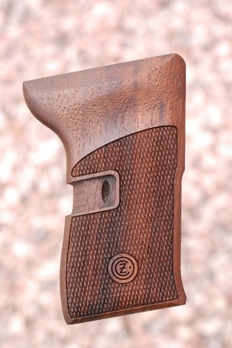 CZ 52 GRIPS (checkered)