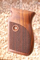 MAUSER 1914 grips (checkered)