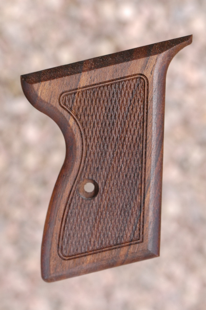 MAUSER HSc GRIPS (checkered) - full size