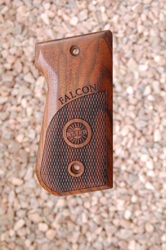 ASTRA 4000 FALCON grips (checkered+logo)