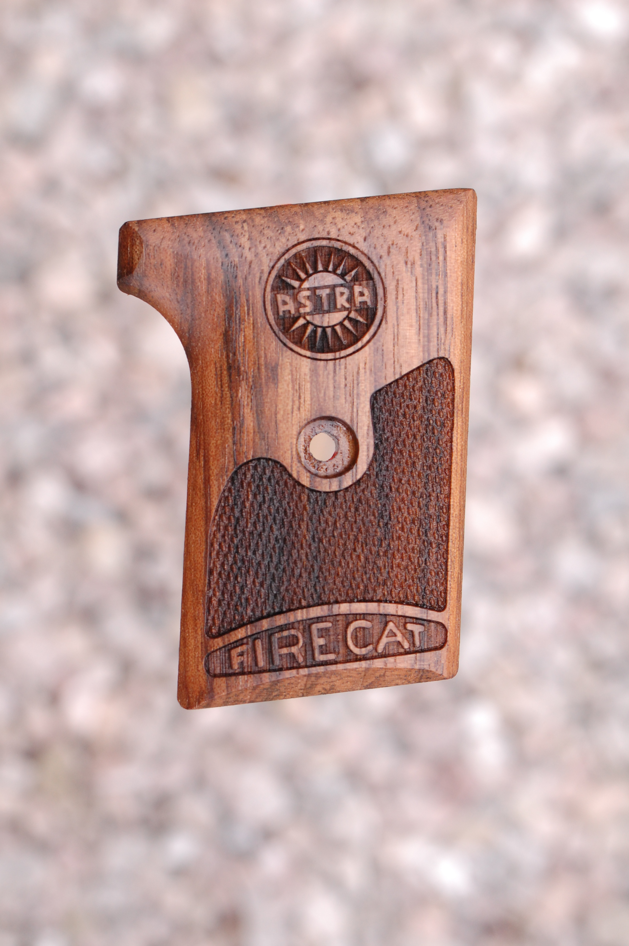 ASTRA FIRECAT Grips (ckrd+logo) - full size
