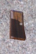 BERETTA 418 grips (checkered)