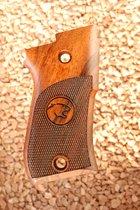 BERETTA 85/87 grips (checkered+cougar)