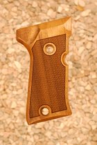 BERETTA 92 Compact type L grips (checkered)