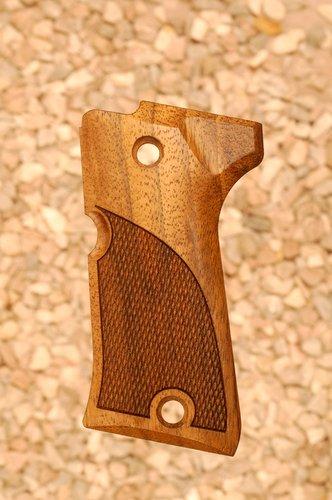 BERETTA 92 Compact type L grips (part.checkered)