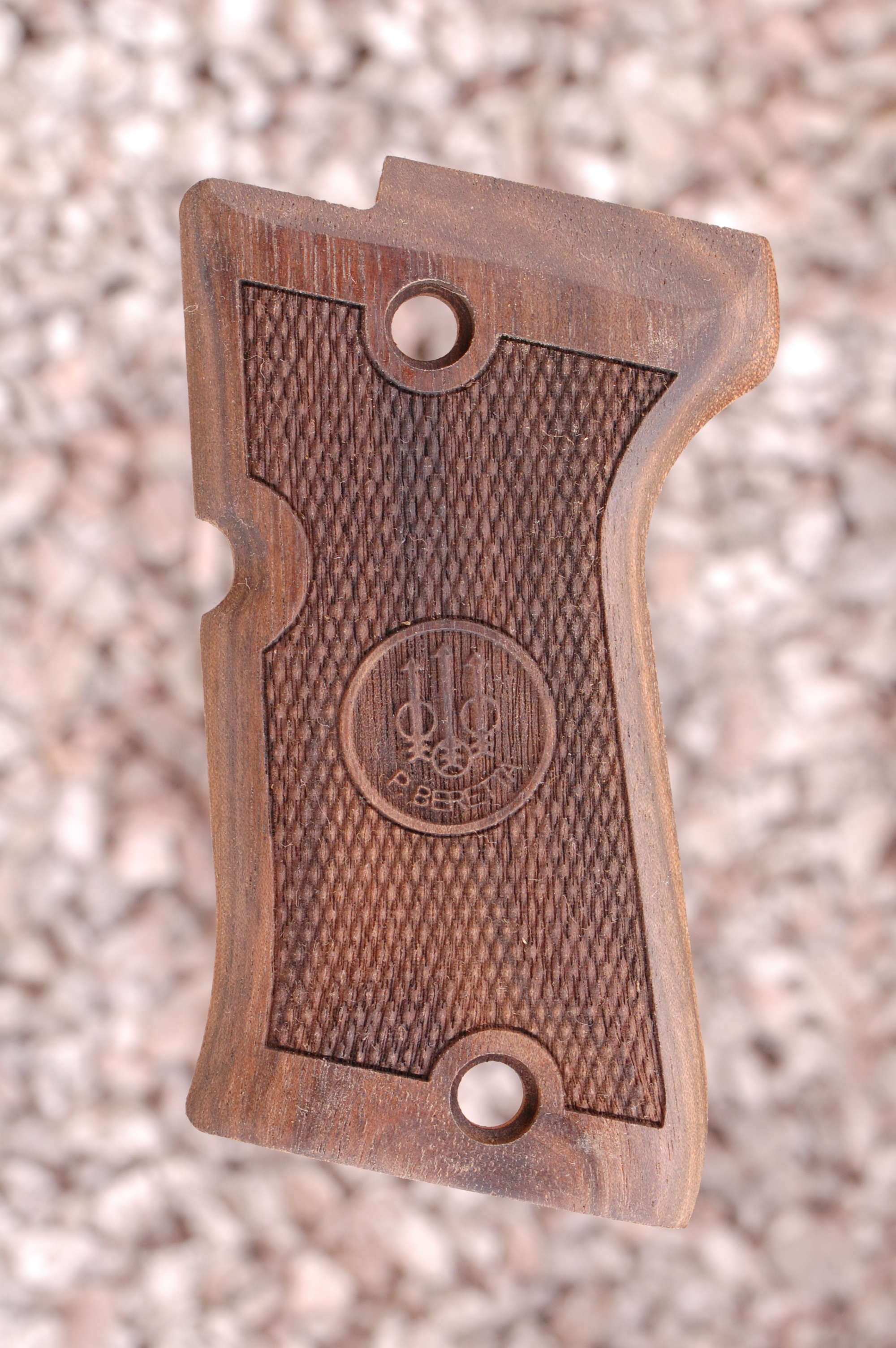 BERETTA 92 COMPACT TYPE M GRIPS - full size