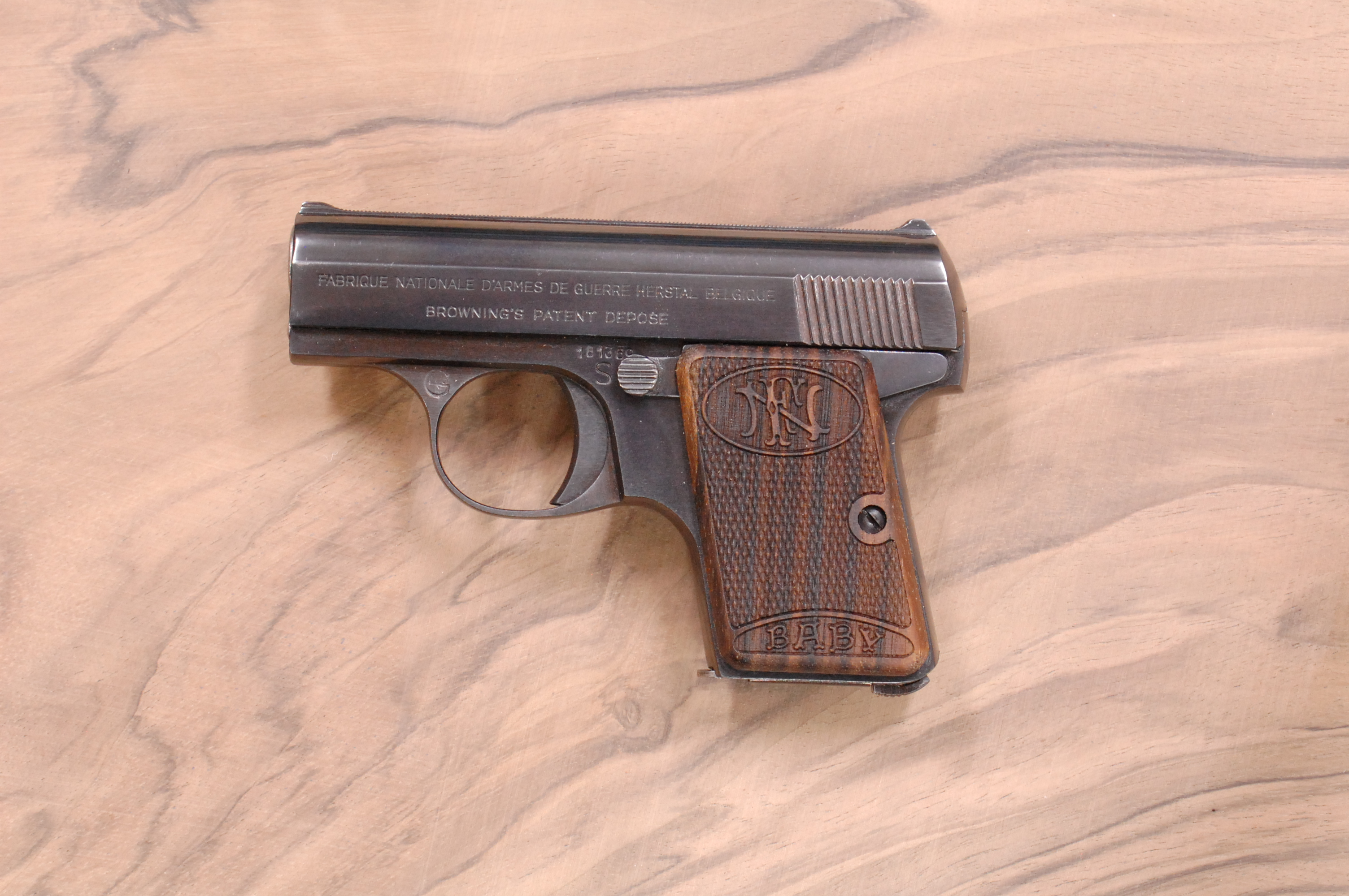 BROWNING BABY GRIPS - full size