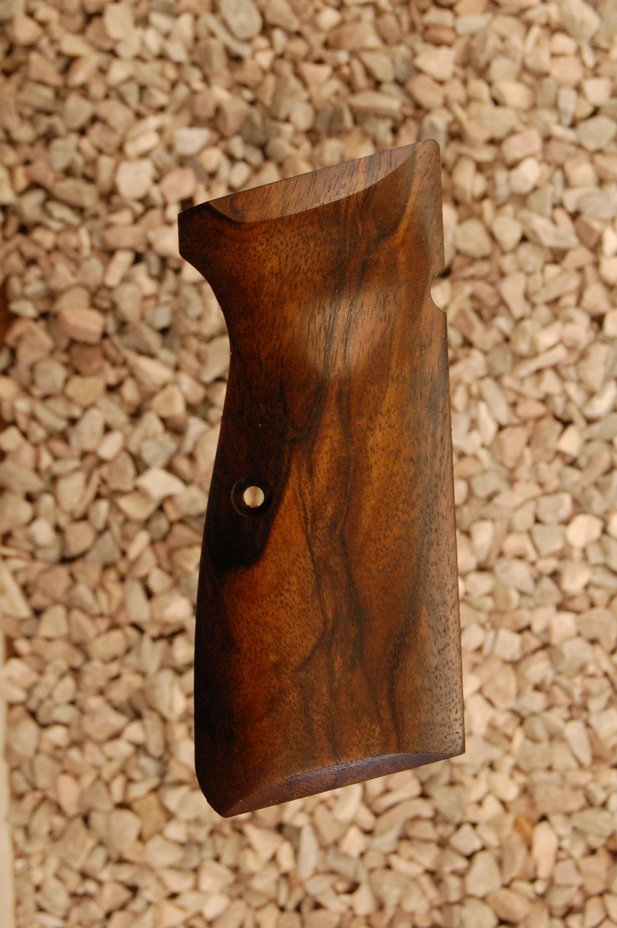 BROWNING Hi-power grips (smooth#825) - full size