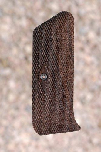 COLT PRE-WOODSMAN GRIPS (checkered)
