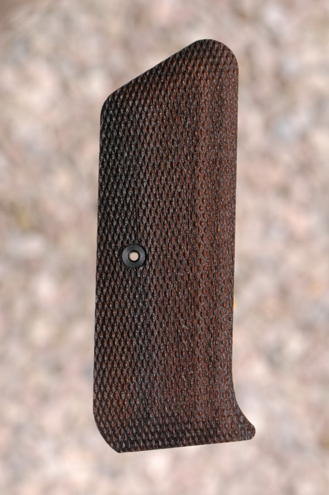 COLT WOODSMAN 1st series GRIPS (fully checkered) - full size