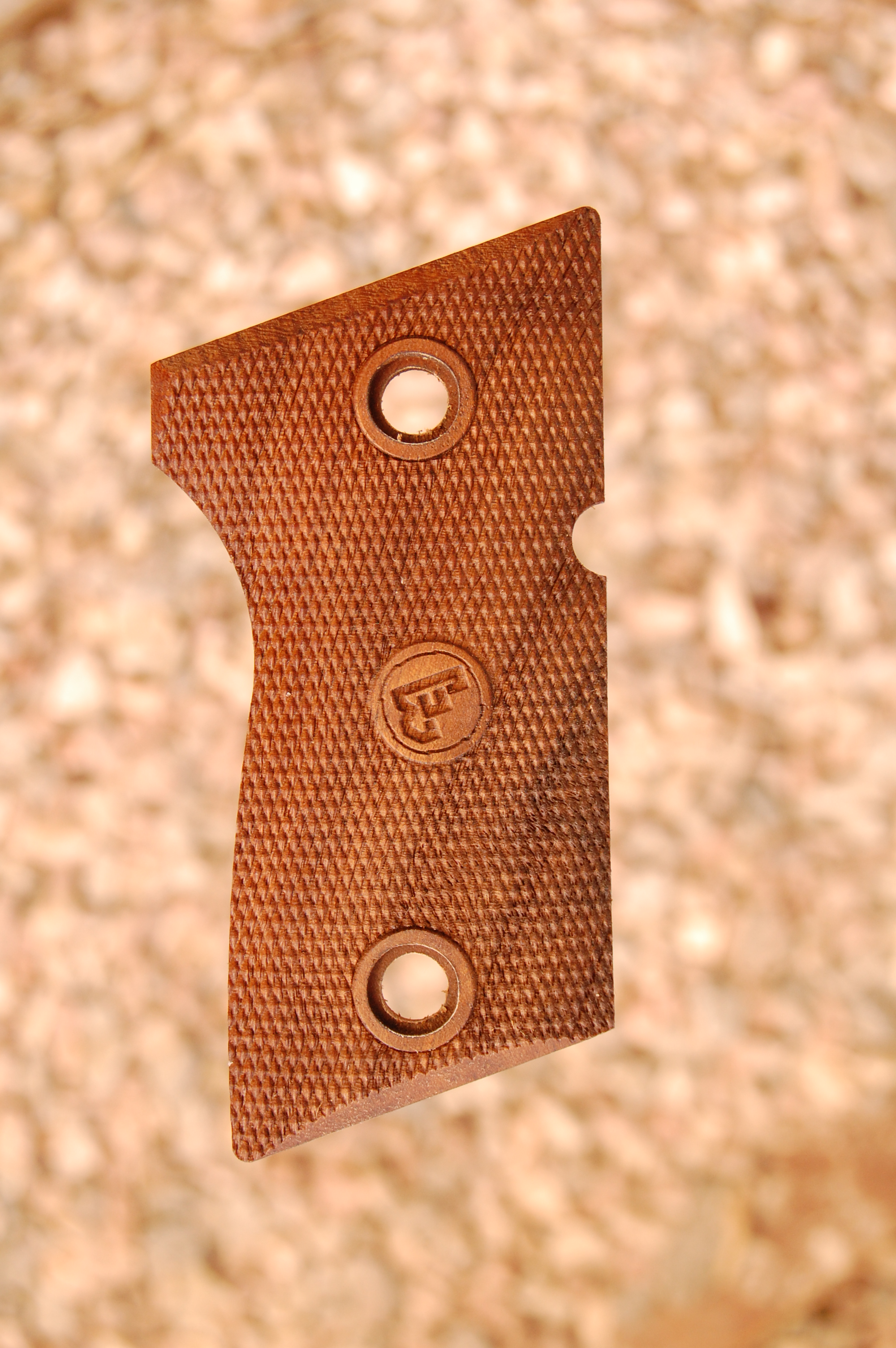 CZ 2075D RAMI grips (fully checkered) - full size