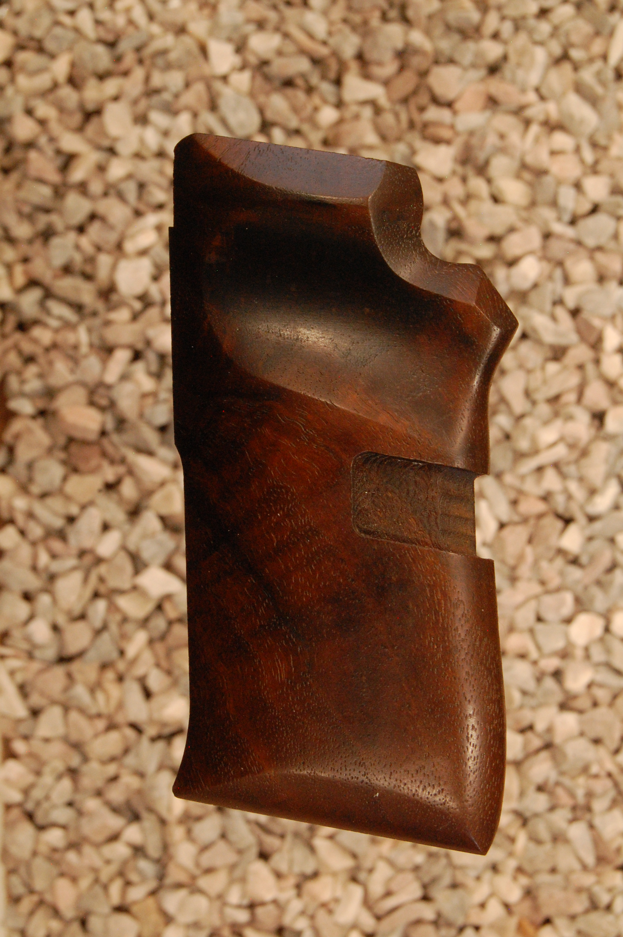CZ 52 grips (smooth) - full size