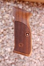 CZ 75 GRIPS type 2 (checkered)