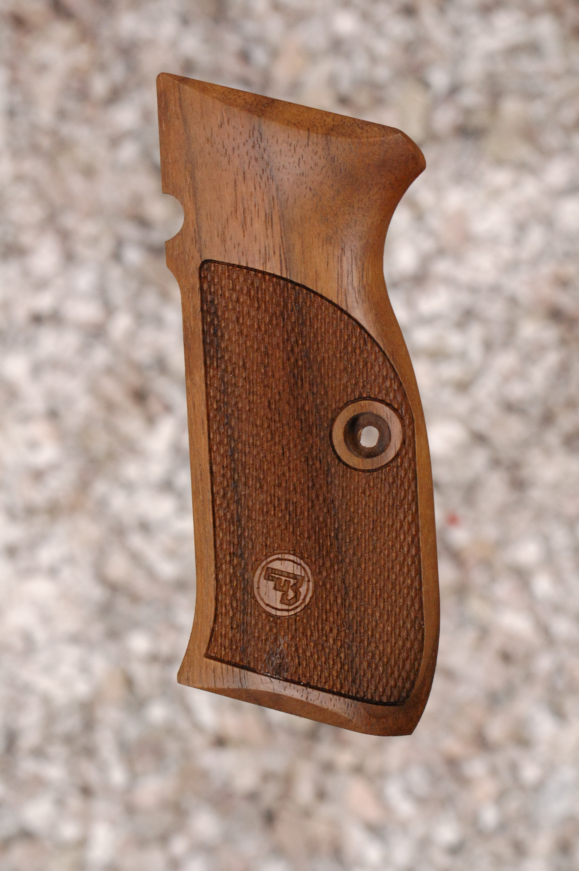 CZ 75 GRIPS type 5 (checkered) - full size