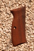 CZ 75 type 5 grips (fully checkered)