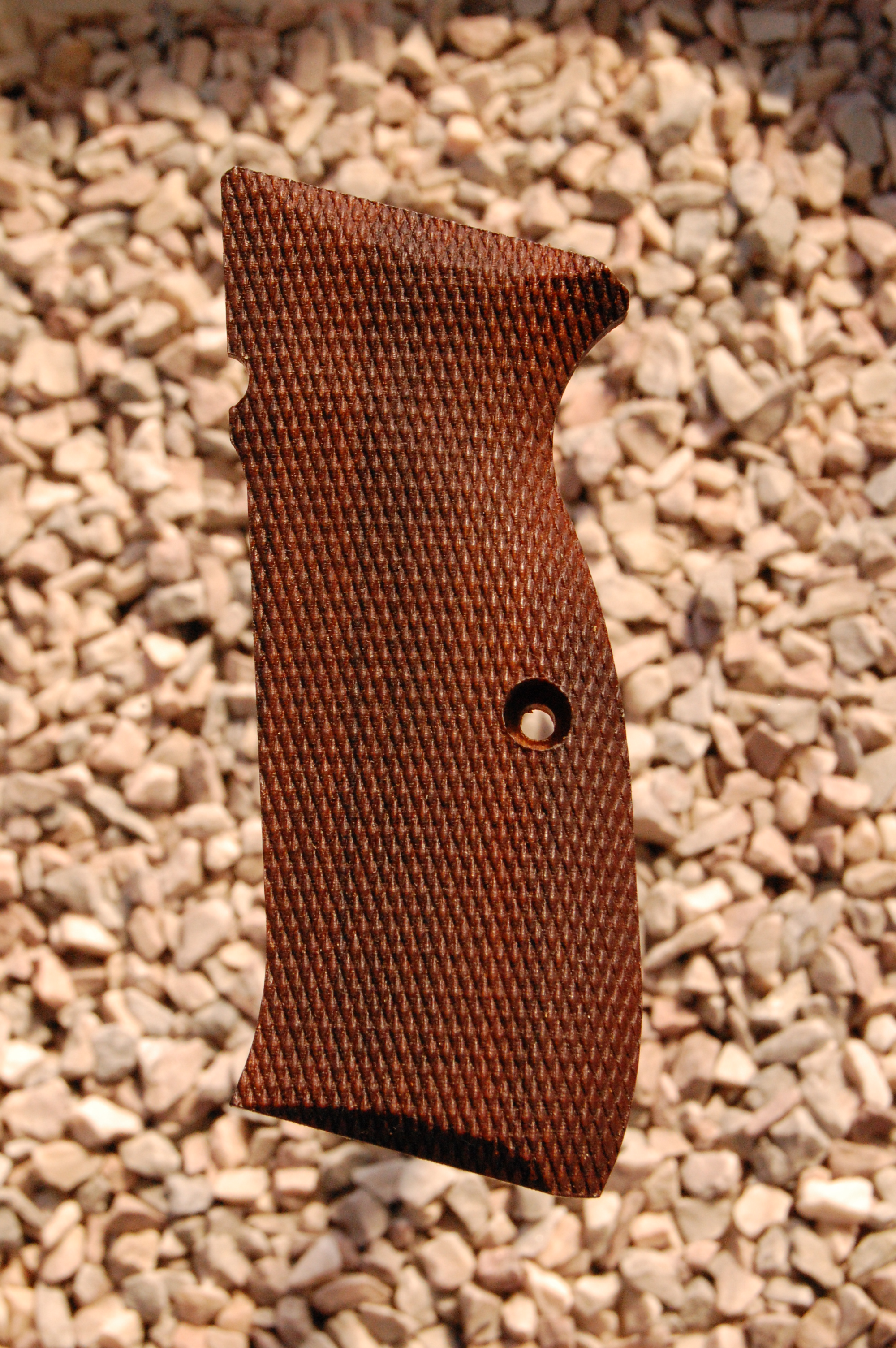 CZ 75 type 5 grips (fully checkered) - full size