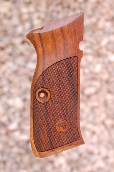 CZ 75 GRIPS type 3 (checkered) - full size