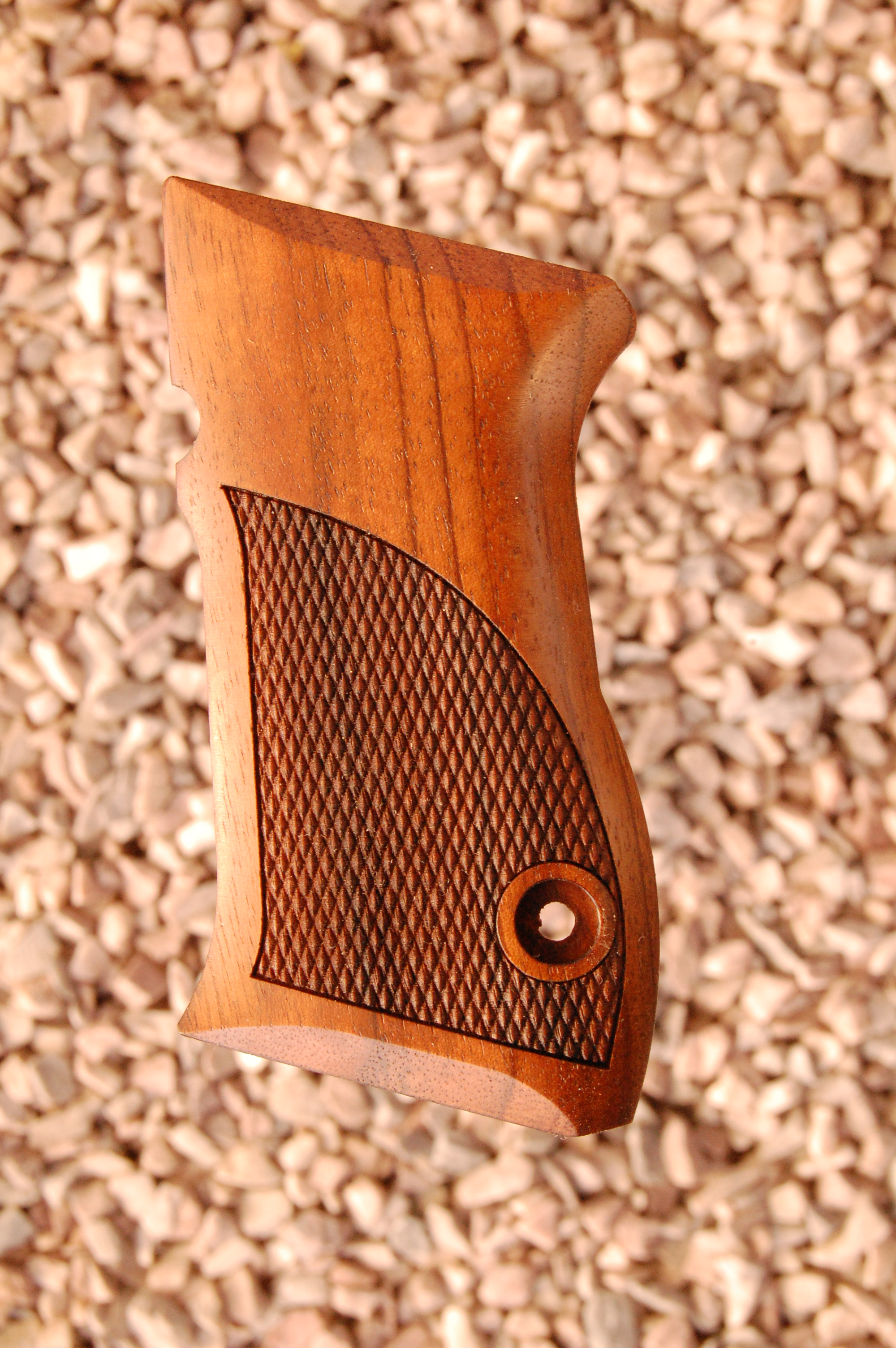 JERICHO 941 FB grips (checkered) - full size