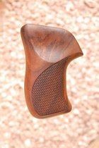RUGER LCR grip (checkered)