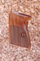 S&W PPK GRIPS (checkered)