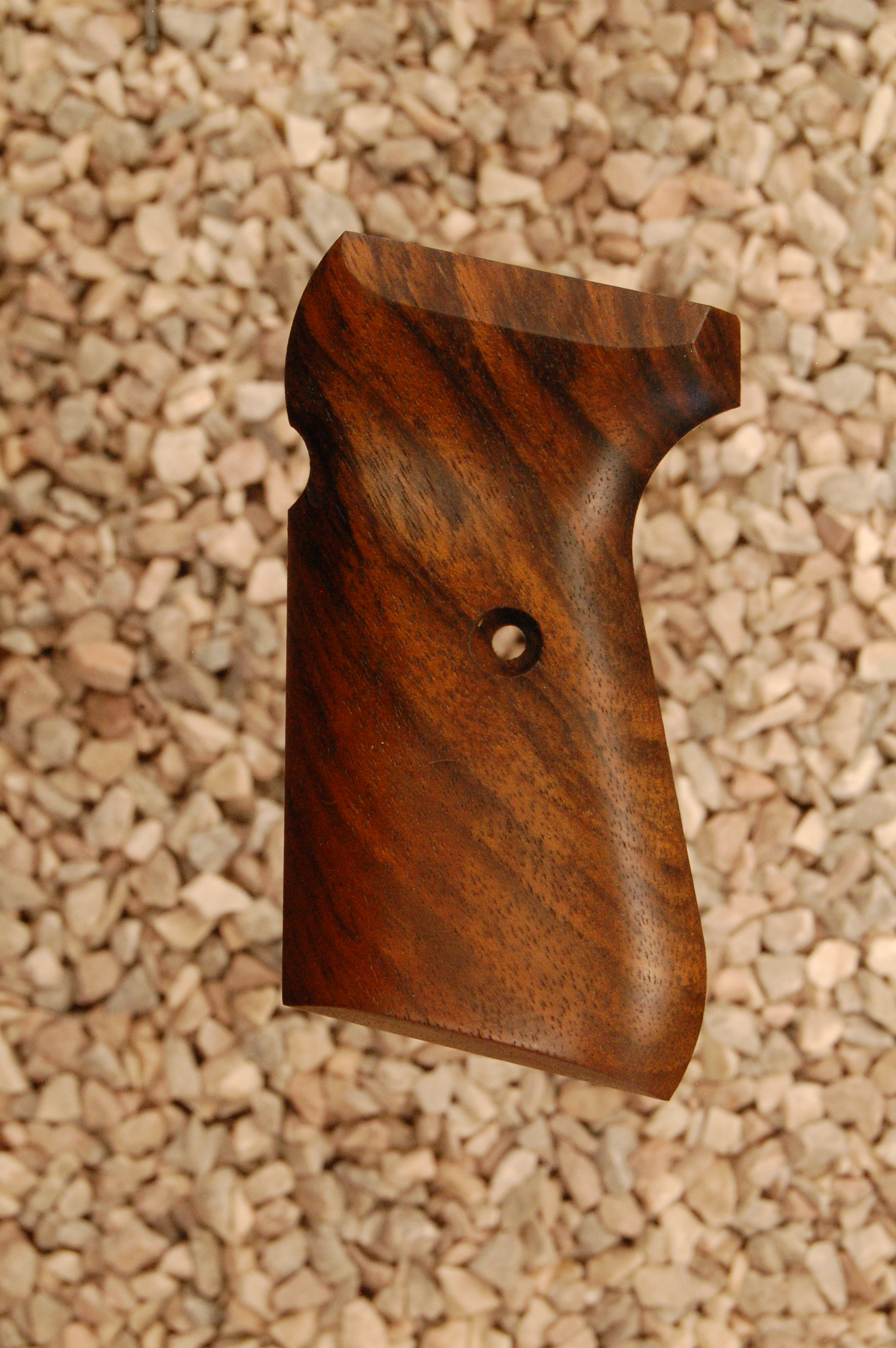 SAUER 38H grips (smooth #110) - full size