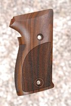 SIG P225/P6 GRIPS (checkered back)