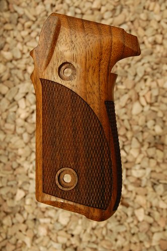SIG P228/229 grips (checkered back)