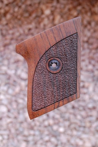 WALTHER TPH grips (stippled)